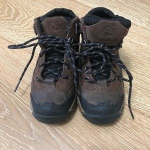 Timberlands/Boys/Waterproof/ShoesWorn/Size 7